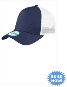 NEW ERA SNAPBACK TRUCKER CAP