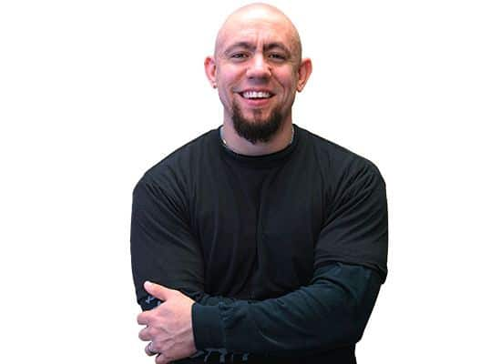 BYOG printed promotional products manager Mike Daw