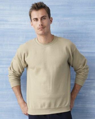 Custom promo items crewneck sweatshirt
