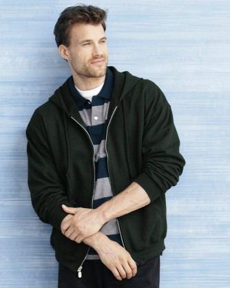Custom promo items example full zip hoodie