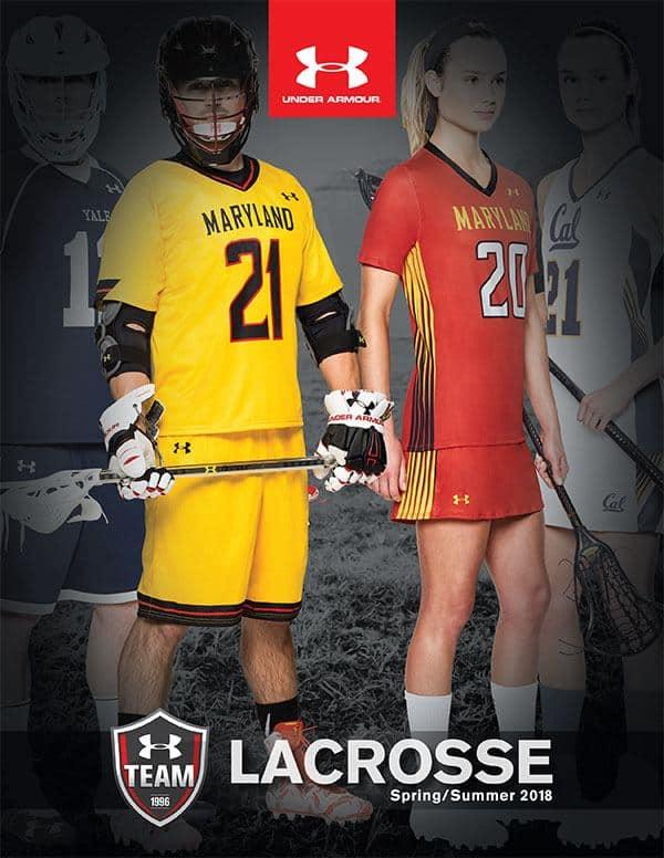 Custom Sports Uniforms for lacross