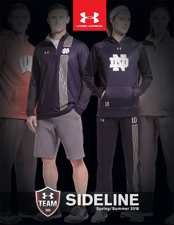 Custom Sports Uniforms for the sidelines