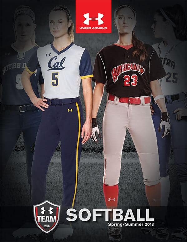 Custom Sports Uniforms for softball