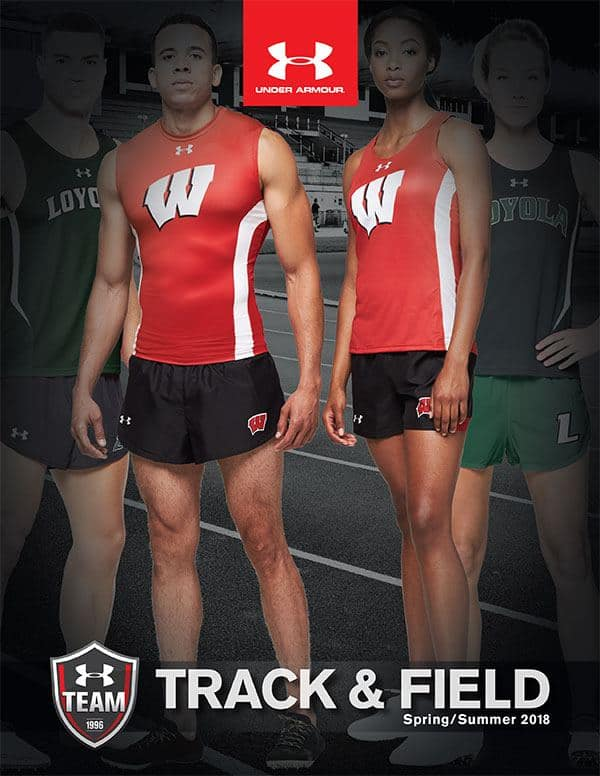 Custom Sports Uniforms for track