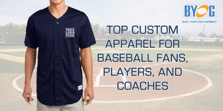 best service e748a c0689 Top Custom Apparel For Baseball Fans, Players, and Coaches ...