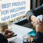 best products for welcoming new employees